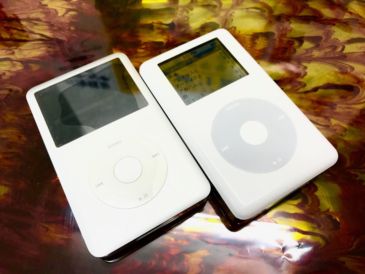 iPod Classic 絶賛修理受付中!